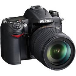 Nikon D7000 DSLR Camera Kit with Nikon 18-105mm f/3.5-5.6G ED VR Lens