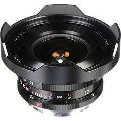 Voigtlander Heliar Ultra Wide-Angle 12mm f/5.6 Lens