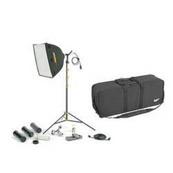 Lowel Rifa 55 eXtra/Flo 80 Kit W/Soft Case (120VAC)