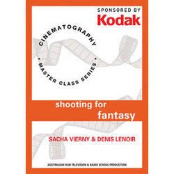 First Light Video DVD: Kodak: Shooting For Fantasy with Sacha Vierny & Denis Lenoir