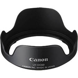 Canon LH-DC60 Lens Hood for Select PowerShot Cameras