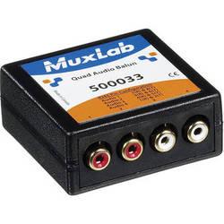 MuxLab 500033 Quad Audio Balun