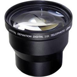 Digital Concepts 3.6x Telephoto Lens (52mm, Black)