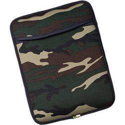 LensCoat Neoprene Sleeve for iPad and iPad 2 (Forest Green Camo)