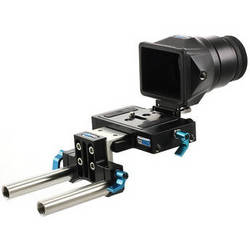 Letus35 Talon Starter Kit 2 for Canon 5DmkII/7D with Battery Grip (Carbon Fiber Viewfinder)