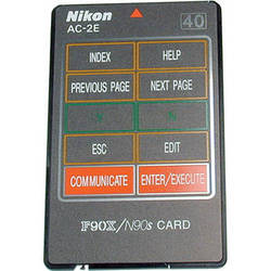 Nikon AC-2E Datalink Card