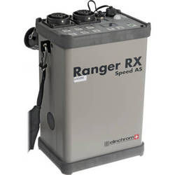 Elinchrom Ranger RX Speed AS Asymmetrical Battery Powered Pack