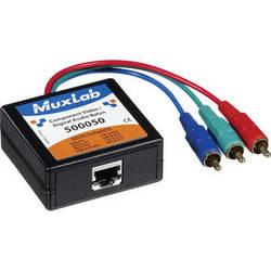MuxLab Component Video/Digital Audio Balun (Male)