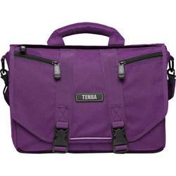 Tenba Photo/Laptop Messenger Bag (Mini, Plum Purple)