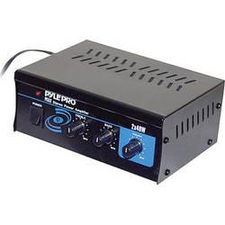 Pyle Pro PCA2 Mini 2 x 40W Stereo Power Amplifier