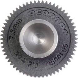 OConnor Driver Gear (60 Teeth, 0.5M, 7.5mm Face, Canon ENG Focus)