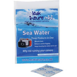 Leak Insure Mini Protective Absorbent Sachets for Underwater Housings (5 Sachets)