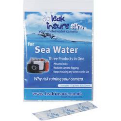 Leak Insure Slim Protective Absorbent Sachets for Underwater Housings (5 Sachets)