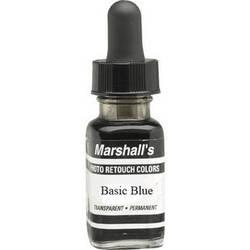 Marshall Retouching Retouch Dye - Basic Blue