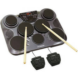 Pyle Pro PTED01 Electronic Table Top Drum Kit