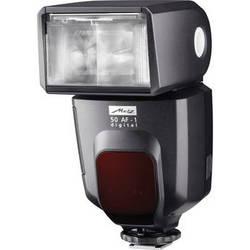 Metz mecablitz 50 AF-1 TTL Shoe Mount Flash for Nikon DSLR