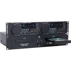 American Audio UCD-200 MKII Professional Dual CD/USB Player