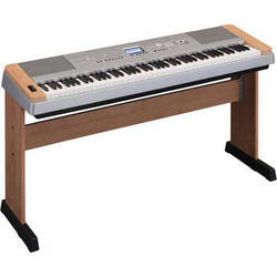 Yamaha DGX-640 Portable Grand Piano Keyboard (Cherry)