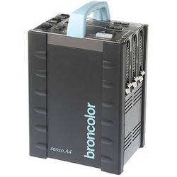 Broncolor Senso A4 2,400W/s Power Pack