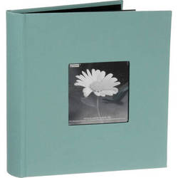 Pioneer Photo Albums DA-200CBF Bi-Directional Cloth Frame Album (Tranquil Aqua)