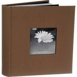Pioneer Photo Albums DA-200CBF Bi-Directional Cloth Frame Album (Warm Mocca)
