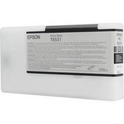 Epson Ultrachrome Ink for the Epson Stylus Pro 4900 Inkjet Printer (Photo Black, 200ml)
