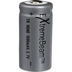 ExtremeBeam CR123A 3.7V 1000mAh Rechargeable Li-ion Battery