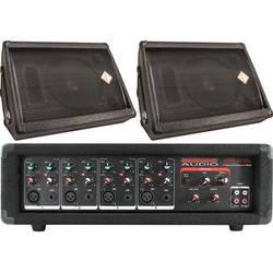 Nady MPM-4130 / PA210 Powered PA System