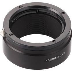 Novoflex Adapter for Minolta MD or MC Lens to Sony NEX Camera