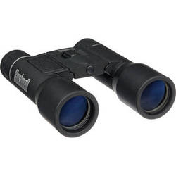 Bushnell 12x32 Powerview Binocular (Black)