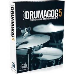WaveMachine Labs Drumagog 5.0 Platinum - Drum Replacer Plug-In