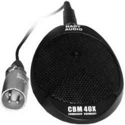 Nady CBM 40X Boundary Microphone