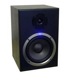 """Nady SM-300A 8"""" 2-Way Active Studio Monitor Speakers (Pair)"""