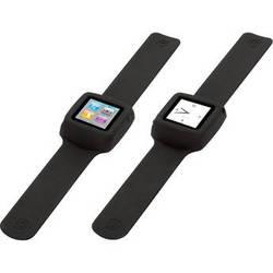 Griffin Technology Slap Flexible Wristband for iPod nano 6th Generation Media Player (Black)