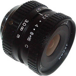 AstroScope 8mm f/1.3 C-Mount Objective Lens