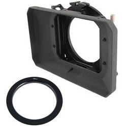 Genustech GWMC Wide 4x4 Matte Box Kit with 77mm Adapter Ring