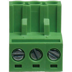FSR Large 3-Pin Captive Screw Audio Terminal