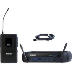 Shure PGXD Digital Series Wireless Microphone System