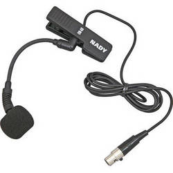 Nady CM 60 Clip-On Miniature Instrument Microphone
