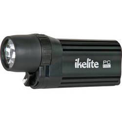 Ikelite 1580 PC Series Pocket Perfect Halogen Dive Lite w/ Batteries (Black)