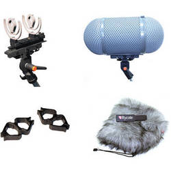 Rycote Stereo Windshield Kit AD