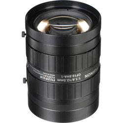 "Fujinon CF12.5HA-1 1"" 12.5mm Industrial Manual Lens for C-Mount Machine Vision Cameras"