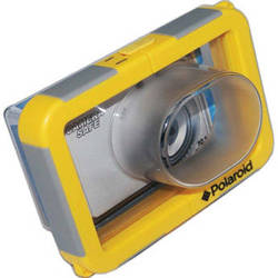 Polaroid Waterproof Camera Housing (Zoom Lens Capable)