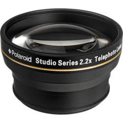 Polaroid Studio Series 52mm 2.2x HD Telephoto Lens