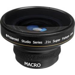 Polaroid Studio Series 37mm 0.21x HD Super Fisheye Lens