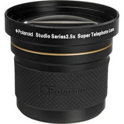Polaroid Studio Series 52/58mm 3.5x HD Super Telephoto Lens