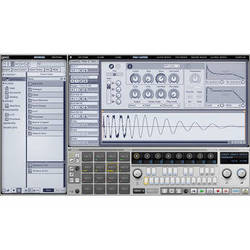 FXpansion Geist - Virtual Sampling Drum Machine