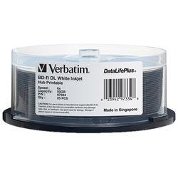 Verbatim 50GB 6x Blu-ray Disc (25-Pack Spindle)