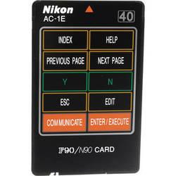 Nikon AC-1E IC Card