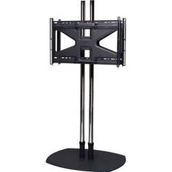 Premier Mounts CS84-2MS2 Floor Stand Combo with 2 Tilting Mounts